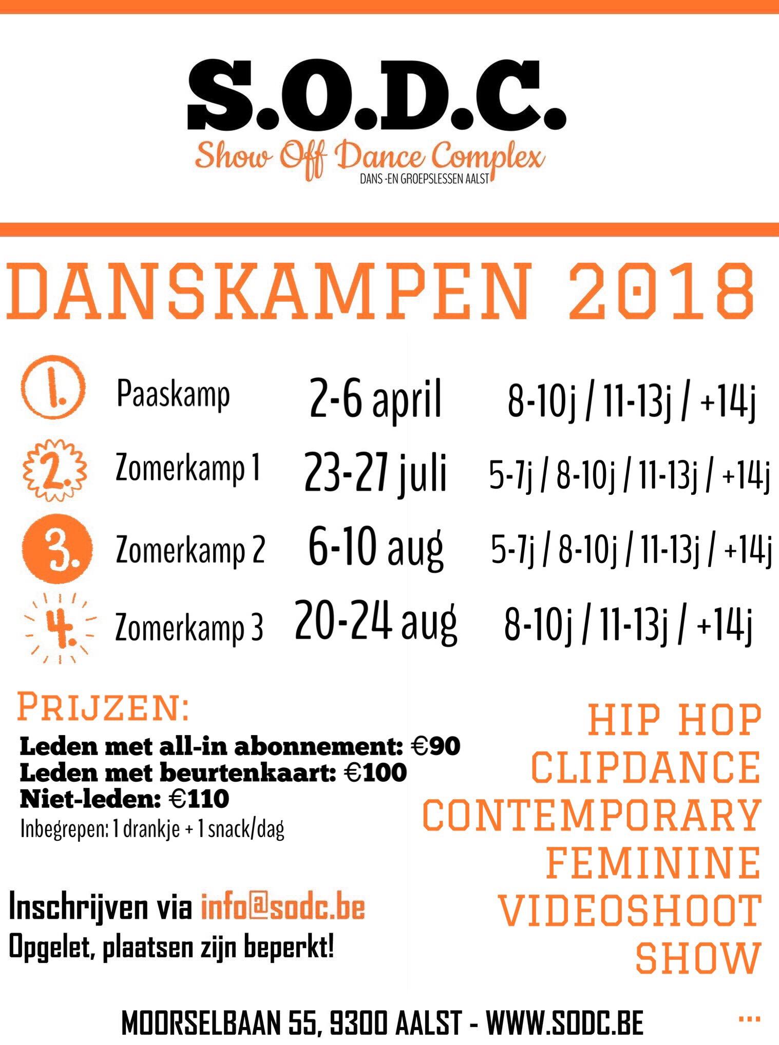 DANSKAMPEN 2018